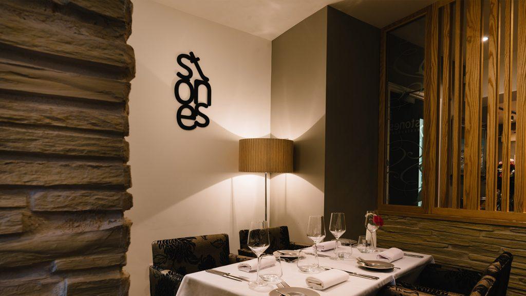Stones Dining Room